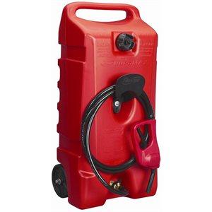 Duramax flo n' go 14 gallon wheeled fuel transport ( Gas or Diesel)