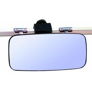 "comp universal 7"" x 14"" marine mirror"