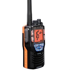 6 Watt Floating Vhf Radio with Bluetooth & Rewind-say-again