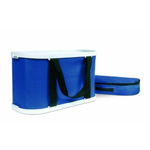 "xl collapsible bucket 18¼"" x 9½"" x 10½"""