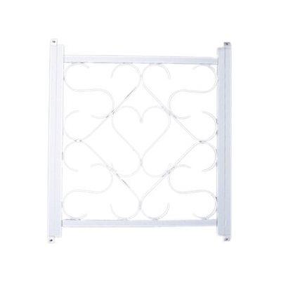 screen door deluxe grille aluminum