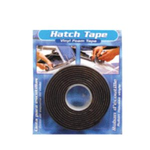 "Vinyl foam hatch tape 3 / 4"" x7'"