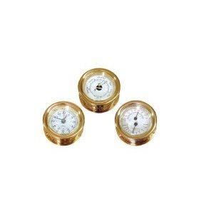 """brass barometer 3 1 / 2"""""""