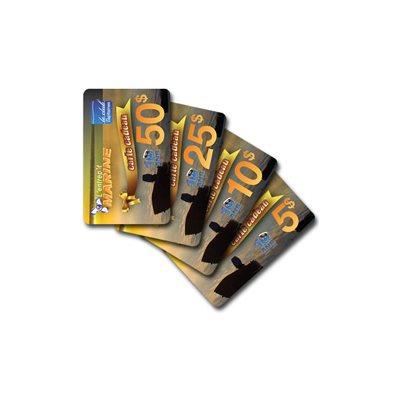 GIFT CARD 50$
