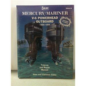 mercury mariner manual v-6 powerhead