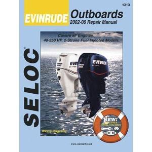 mercury outboard manual 05'-11'