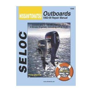 nissan / tohatsu outboard manual 92'-09'.