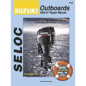 suzuki outboard manual 96'-07'