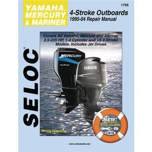 yamaha outboard manual 95'-04'