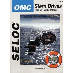 omc cobra stern drive manual 86'-98'.