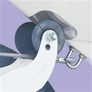 """keelguard 5-3 / 4"""" x 4 -1 / 2"""" stainless steel scuff buster"""