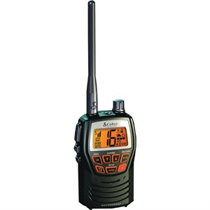 3 Watt Waterproof Vhf Radio