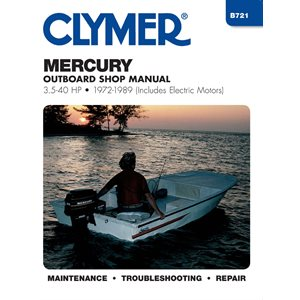 manuel d'entretien mercury 3.5-40 ch ob 72-1989