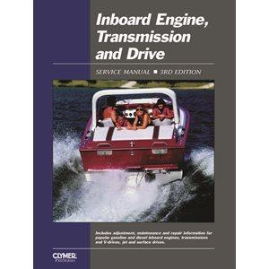 manuel d'entretien pour moteurs et embrayages en bord.