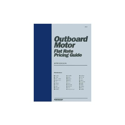 service manual outboard motor flat rate