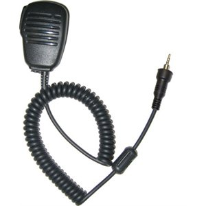 vhf and gmrs lapel speaker / mic accessory
