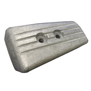 Volvo DPS and SX-A Aluminum Anode