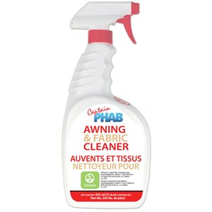 awning & fabric cleaner 710 ml