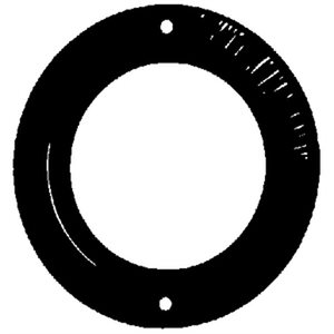 BLACK CABLE PROTECTION WASHER
