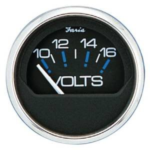 Chesapeake ss black voltmeter