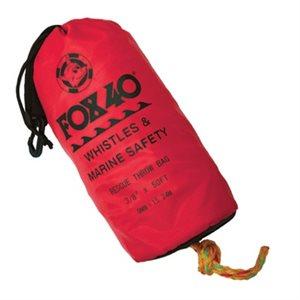 Corde flottante, 50 pi, avec sac