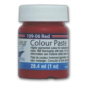 pâte colorante pour gelcote et résine