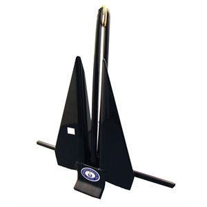 slip ring anchor 11 lb black