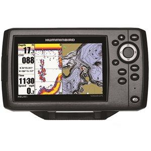 HELIX 5 SONAR GPS | HELIX 5 Series