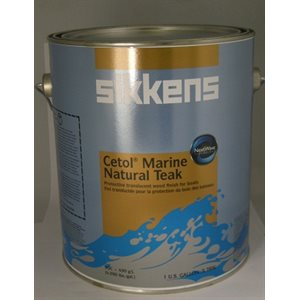 Cetol Natural Teak  /  3.78L