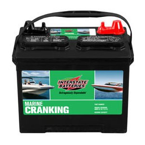 24m-rd interstate 500 amps battery (no core charge)