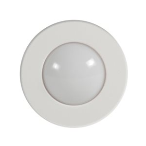 round led hardtop / spreader light white