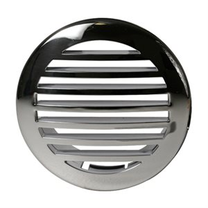"""stainless steel clad air flow vent 4"""""""