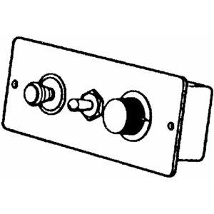 panneau de controle pour projecteur