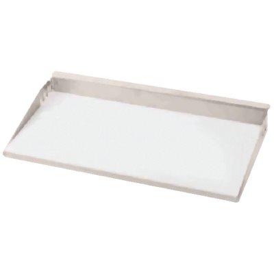 stainless-steel food tray for profile grill