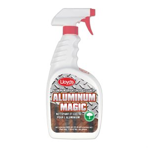 aluminium magic  / 670ml