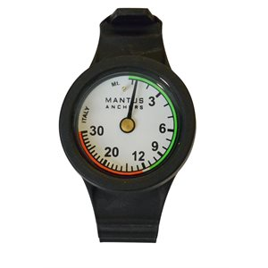 Depth Meter with Wrist Strap