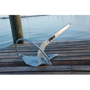 Mantus Galvanized Anchor 45 lb