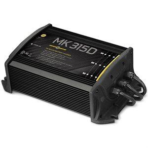 mk 315d (3 bancs x 5 amps)