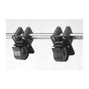rail mnt easy lock pole holder
