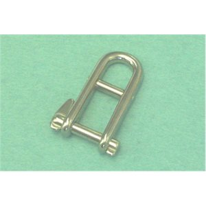 "HALYARD SHACKLE 1 / 4"" PIN"