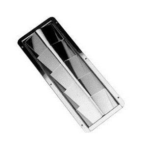"""grille de ventilation en acier inoxydable 12 5 / 8"""" long"""