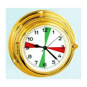 horloge yacht 4'' en laiton
