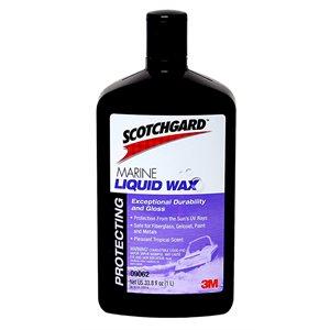 Cire liquide pour bateaux Scotchgard™ 1 L