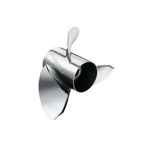 ss propeller ballistic 13 5 / 8 x 15 rh
