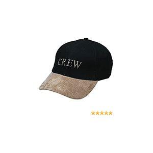 """casquette d'équipage """"crew"""""""