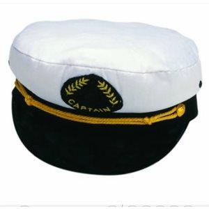 Chapeau de capitaine 60cm