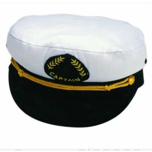 Chapeau de Capitaine  56 cm