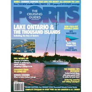guide de croisière du lac ontario et des mille-îles (anglais seulement)