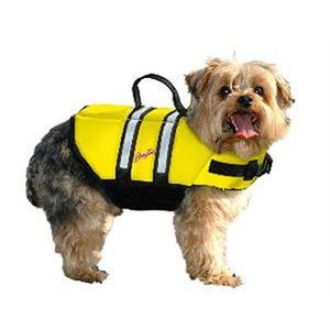 DOGGY VEST SMALL YELLOW