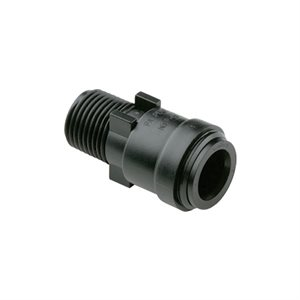 15mm x 3 / 4 male thread connector